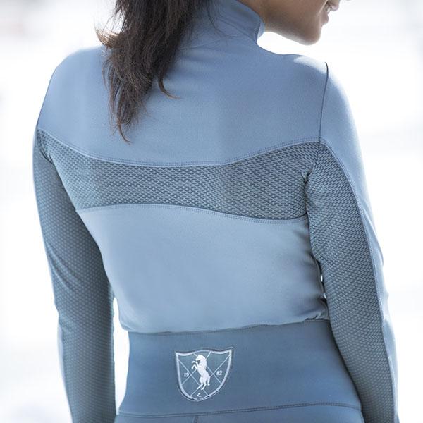Horze Brittany Functional Women's Shirt - Teal