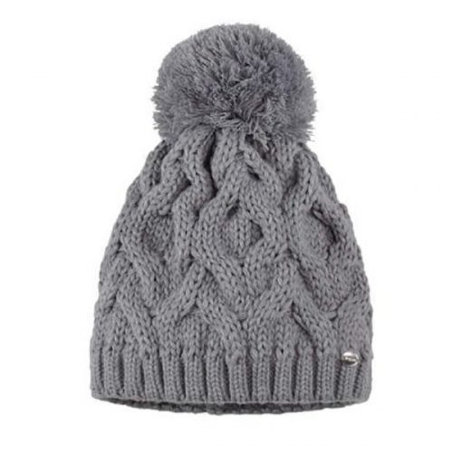 Pikeur Ladies Bobble Hat - Titanium Melange
