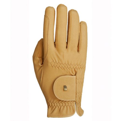 Roeckl Grip Gloves - Chamois