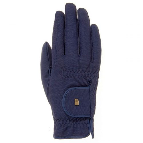 Roeckl Grip Winter Gloves - Marine