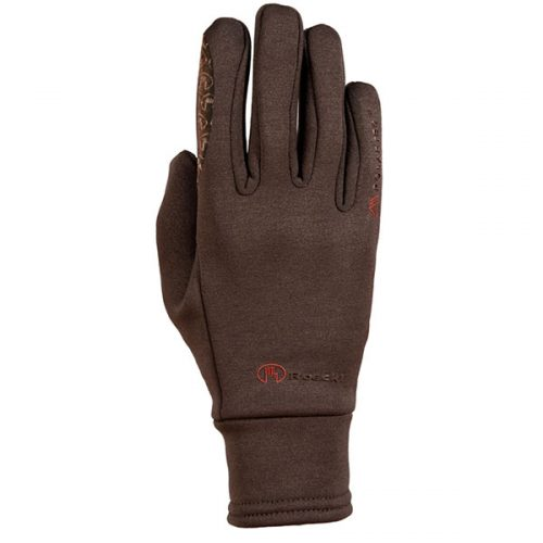 Roeckl Warwick Winter Gloves - Mocha