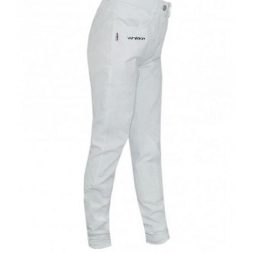 Children's Horbury Breeches - White