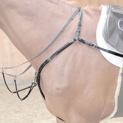 Kavalkade Diandro 3-Point Breastplate
