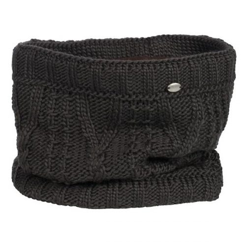 Pikeur Knitted Neck Warmer- Espresso
